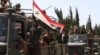 الجيش السوري يستعيد أراضي في دمشق مع تراجع مقاتلي المعارضة