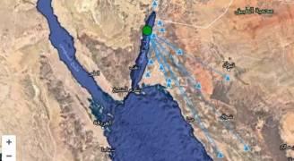 السعودية: هزة أرضية في خليج العقبة قوتها 3.2 ريختر