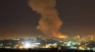 شهيد واصابتان بقصف مدفعي على قطاع غزة