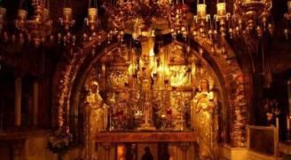 فيديو وصور.. تدشين 'قبر المسيح' في كنيسة القيامة في القدس بعد ترميمه