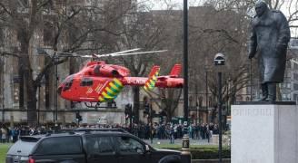 بريطانيا: ارتفاع قتلى هجوم البرلمان إلى 5 و40 جريحاً