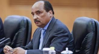 الرئيس الموريتاني يدعو لاستفتاء شعبى على التعديلات الدستورية