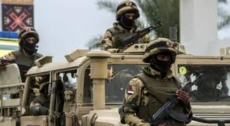 مقتل 10 عسكريين مصريين في تفجير عبوتين ناسفتين في سيناء