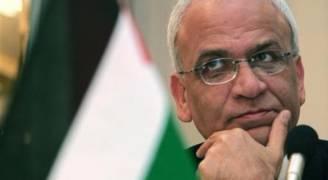 عريقات ينفي 'جملة وتفصيلًا' وجود مشروع لحل القضية الفلسطينية