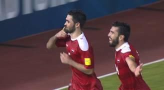 تصفيات كأس العالم: سوريا تخطف فوزاً قاتلاً أمام أوزبكستان