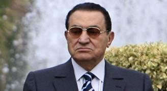 حسني مبارك حرا بعد 6 سنوات من السجن