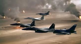 التحالف الدولي يعلن انه قصف الموقع الذي سقط فيه قتلى مدنيون في الموصل