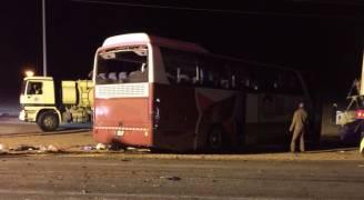 الكشف عن سبب حادث حافلة المعتمرين الأردنيين بالسعودية