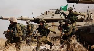 جيش الاحتلال يبدأ مناورات عسكرية في الجولان والضفة