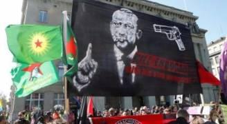 تركيا تستدعي نائب سفير سويسرا بسبب مظاهرة ضد أردوغان