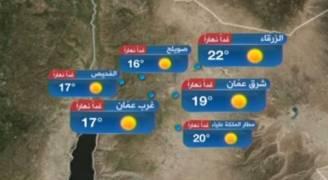 بالفيديو: ارتفاع آخر على درجات الحرارة الأحد