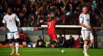رونالدو يقود البرتغال للفوز على المجر و مواصلة التمسك بالوصافة
