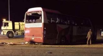 فريق صحي أردني لمتابعة المصابين بحادث حافلة المعتمرين