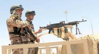 الجيش العربي: مقتل متسللين  واحباط عملية تهريب مخدرات