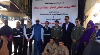 وصول مساعدات أردنية إلى الصومال..صور