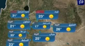 بالفيديو .. أجواء ربيعية ومشمسة في أغلب مناطق المملكة الخميس