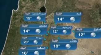 بالفيديو ..ارتفاع ملموس على الحرارة وأجواء حارة نسبيًا الجمعة