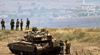 الاحتلال يقصف مواقع للجيش السوري في القنيطرة