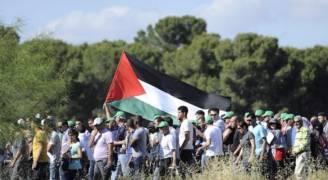 الاحتلال يوافق مبدئيا على مسيرة العودة بالجليل