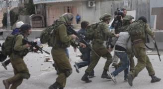 الاحتلال يعتقل ٨ شبان ويستدعي ٤ آخرين من بيت لحم