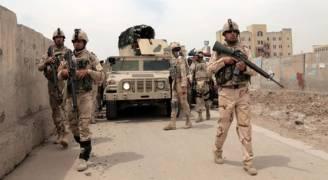 الجيش العراقي يخوض معارك ضد داعش قرب الحدود الأردنية