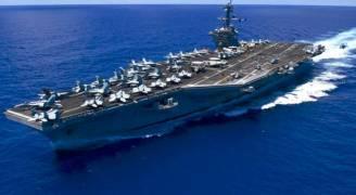 كوريا الشمالية: مستعدون لضرب حاملة الطائرات الأمريكية