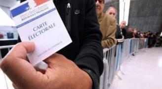 نسبة المشاركة في الانتخابات الفرنسية ٦٩.٤ %