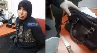 اعتقال فلسطينية بزعم طعنها مجندة على حاجز قلنديا