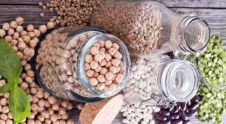 البروتين النباتي قد يحميك من الإصابة بالسكري