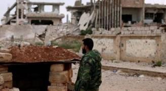 الجيش السوري يستعيد السيطرة على أراضي شمالي حماة