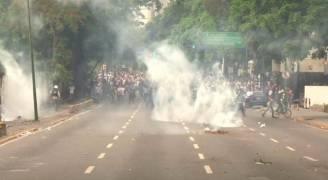 مقتل شخصين مع استمرار التظاهرات ضد مادورو في فنزويلا