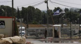 إصابة شاب برصاص الاحتلال بزعم محاولة طعن في نابلس