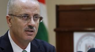 'الحمد الله' يشدد على ضرورة اتخاذ إجراءات فورية لاستعادة قطاع غزة