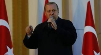 أردوغان يقول لا حل في سوريا والأسد في السلطة