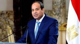 السيسي يطالب بالإبلاغ عن أصحاب فكر 'التكفير والإرهاب'