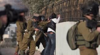 اعتقال ٣ شبان فلسطينيين من جنين