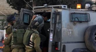 اعتقال فلسطيني من يطا جنوب الخليل