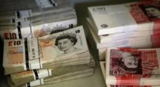 تراجع الاسترليني أمام اليورو