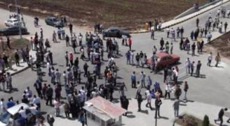 إطلاق نار بمشاجرة في جامعة اليرموك
