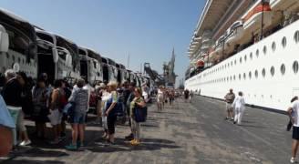 'السياحة': ٤٦٥٠ سائحا يصلون إلى العقبة