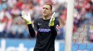 مانشستر يونايتد يسعى لضم حارس أتلتيكو مدريد