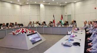 الحواتمة: القيادة الهاشمية لم تدخر جهدا في دعم قوات الدرك