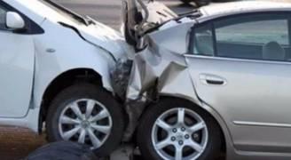 إصابة ٦ أشخاص بتصادم مركبتين بالزرقاء