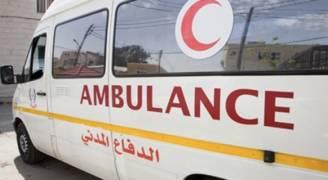 إصابات بحادث تصادم بين ٨ مركبات في مأدبا
