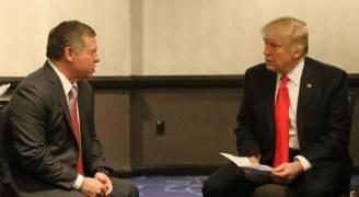 مصدر رسمي: لا مراسلات بعد بشأن زيارة الرئيس الأمريكي للأردن