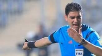 المصري نور الدين يقود مباراة الفيصلي والبقعة