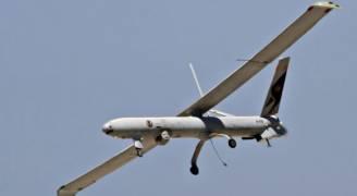 الاحتلال يسقط طائرة بدون طيار اقلعت من سوريا