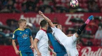 إشبيلية يشعل الصراع على المركز الثالث مع أتلتيكو مدريد