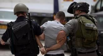 الاحتلال يعتقل ٤ مواطنين من بيت لحم