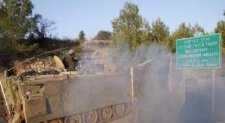 الاحتلال يعيد لبنانيا لبلاده اثر تسلله عبر الحدود